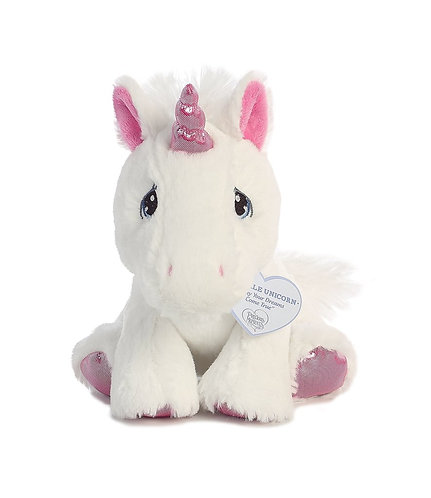 Precious Moments Sparkly Unicorn | Aurora