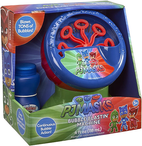PJ Masks Bubble Blastin' Machine   Little Kids