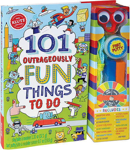 101 Outrageously Fun Things To Do - Klutz