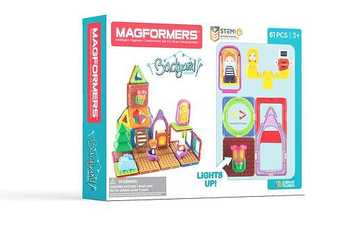 Backyard Adventure | Magformers