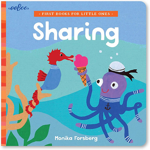Sharing - First Book For Little Ones Board Book