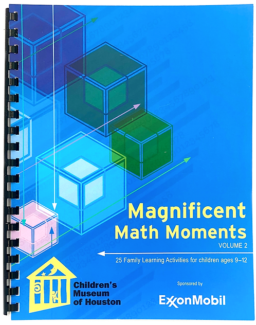 Magnificent Math Moments Volume 2 Ages 9-12