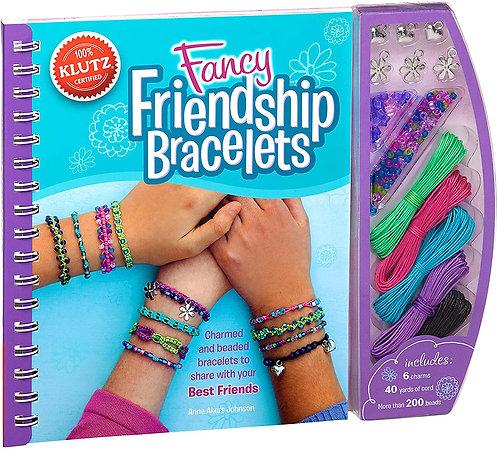 Klutz : Fancy Friendship Bracelets | Scholastic
