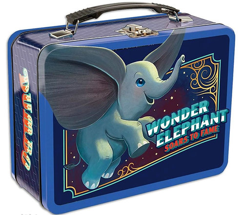 Dumbo - XL Tin Lunch Box