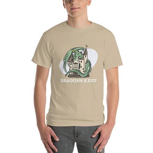 Unisex Gildan 2000 T-Shirt (White Text) - Heavyweight & Straight Fit