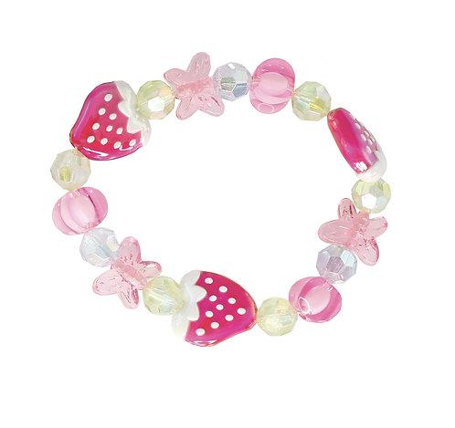 Very Merry Strawberry Bracelet   Great Pretenders