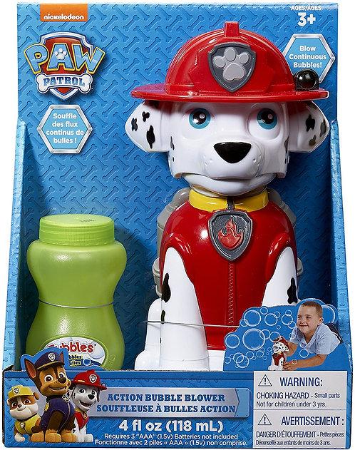 Paw Patrol Action Bubble Blower   Little Kids Inc.