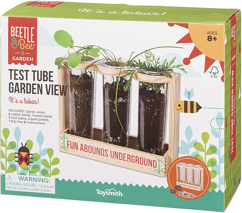 Test Tube Garden View