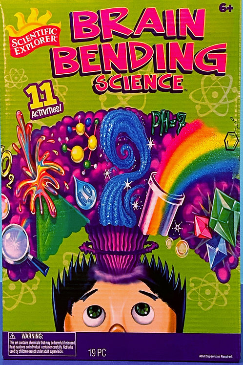 Brain Bending Science
