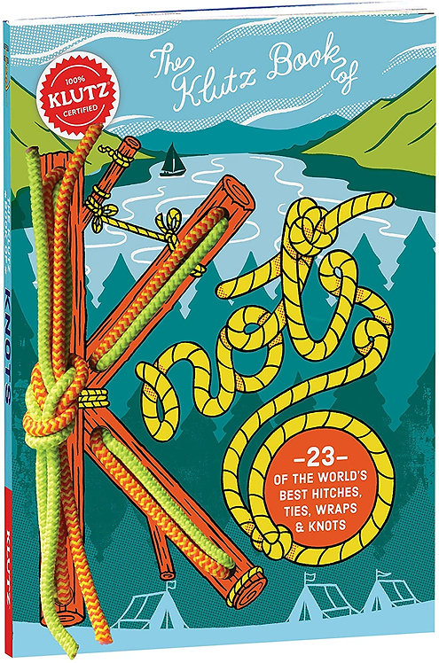 Klutz: The Book of Knots