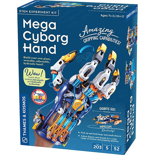 Mega Cyborg Hand | Thames and Kosmos