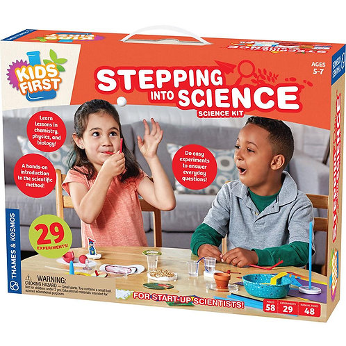 Kids First Stepping Into Science | Thames and Kosmos