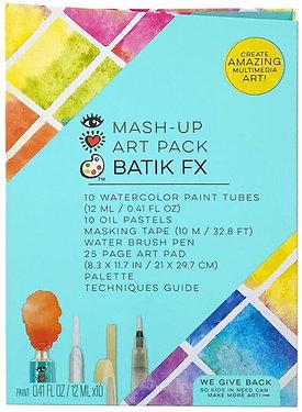 Mash Up Art Pack Batik FX   Bright Stripes
