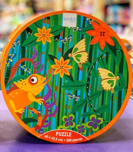 Crazy Jungle 200 pc Puzzle
