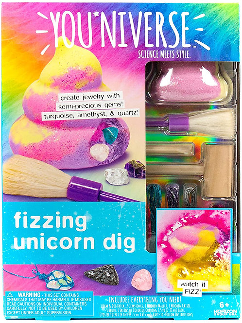 You*Niverse Fizzing Unicorn Dig | Horizon Group USA