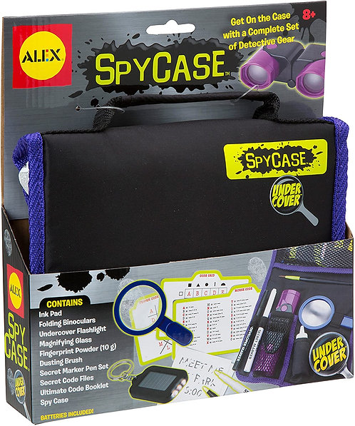 Undercover Spy Case