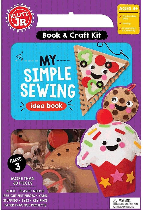 Klutz: My Simple Sewing