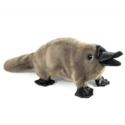 Baby Platypus Puppet