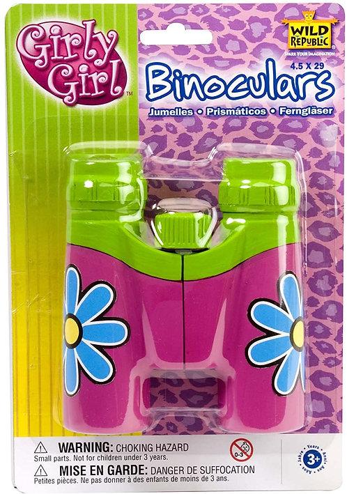 Flower Binoculars