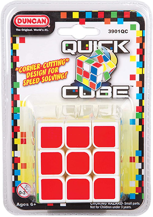 Duncan Quick Cube | Toysmith