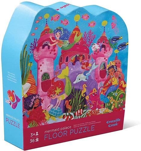Mermaid Palace 36 piece Floor Puzzle