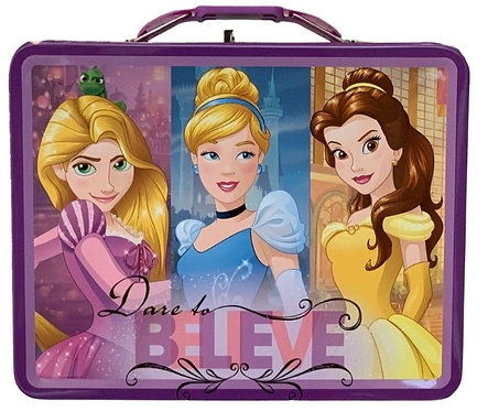 Disney Princess Tin Lunch Box