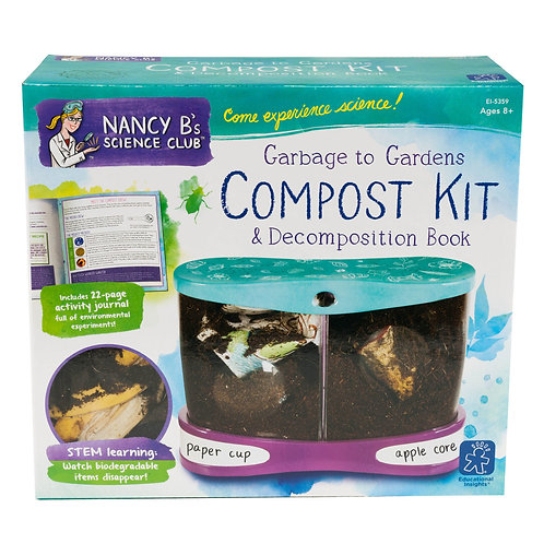 Nancy B Compost Kit