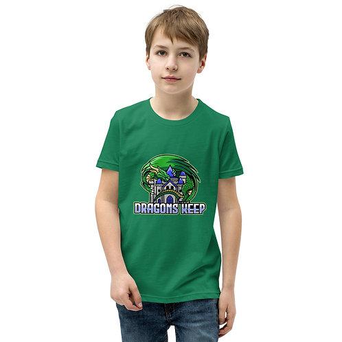 Youth T-Shirt (Mascot Logo) - Soft & Loose Fit