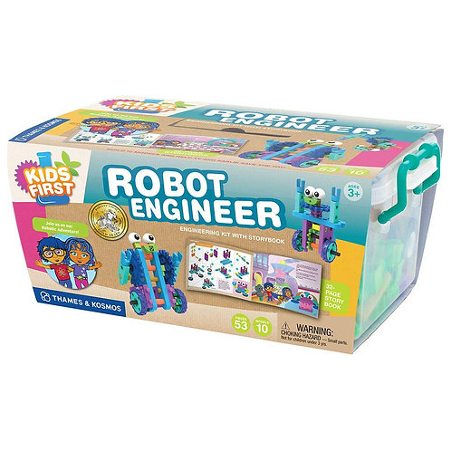 Robot Engineer | Thames and Kosmos