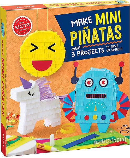 Klutz: Make Mini Piñatas Craft Kit