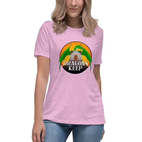 Women's Relaxed T-Shirt (Alt Logo) - Soft & Tailored Fit