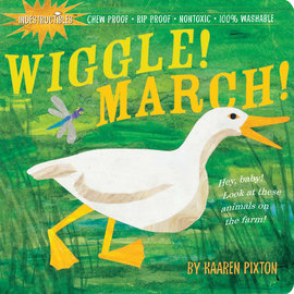 Wiggle! March! - Indestructible