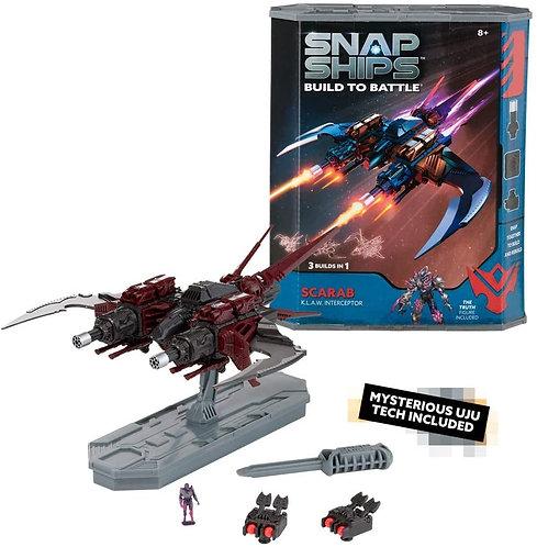 Snap Ships Scarab K.L.A.W. Interceptor
