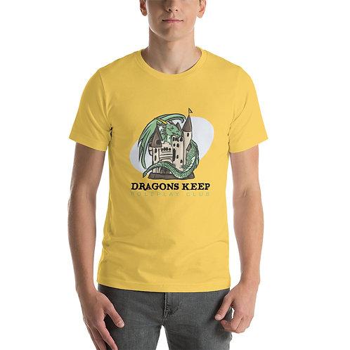 Unisex T-Shirt Pastals (Black Text) - Soft & Tailored Fit