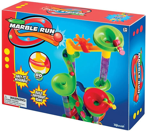 Marble Run 80 Pc | Toysmith