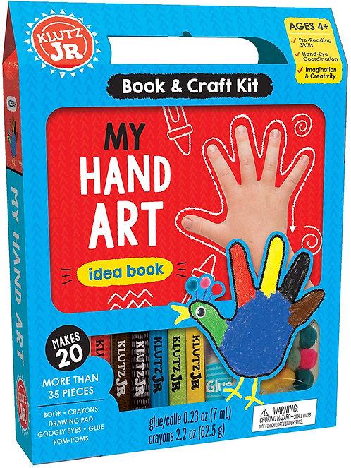 My Hand Art | Klutz