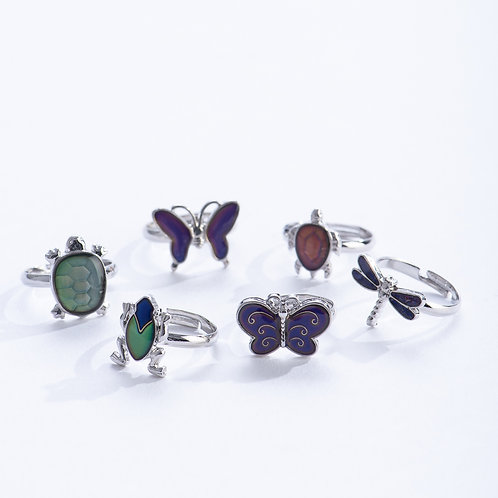 Outdoor Creature Mood Ring   Geocentral