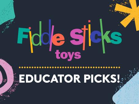 Museum Educators Pick Top Educational Toys to Start School