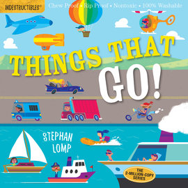 Things That Go! - Indestructibles