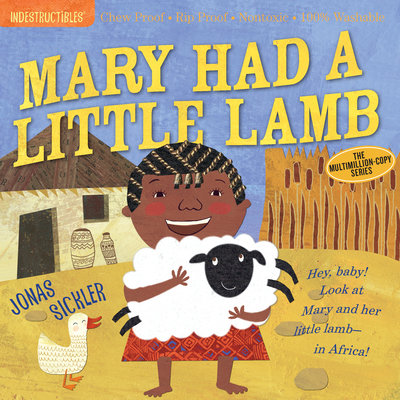 Mary Had A Little Lamb - Indestructibles