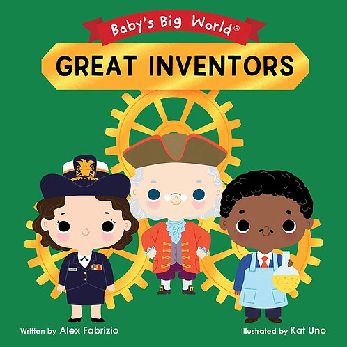 Great Inventors (Baby's Big World)