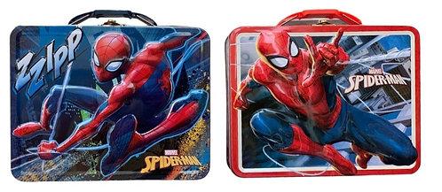 Spider Man Tin Lunch Box