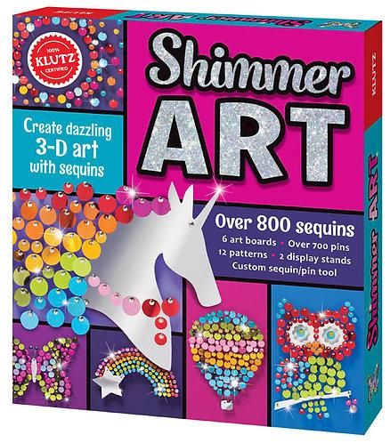 Shimmer Art | Klutz