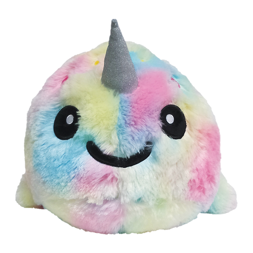 Narwhal Scented Tie Dye Pillow