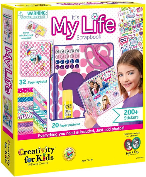 It's My Life Scrapbook Kit