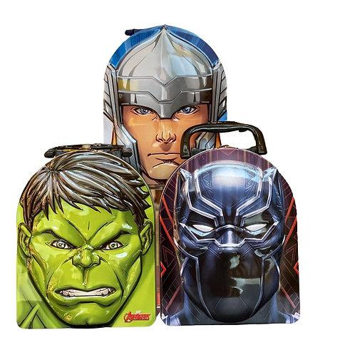 Avenger Arch Tin Box