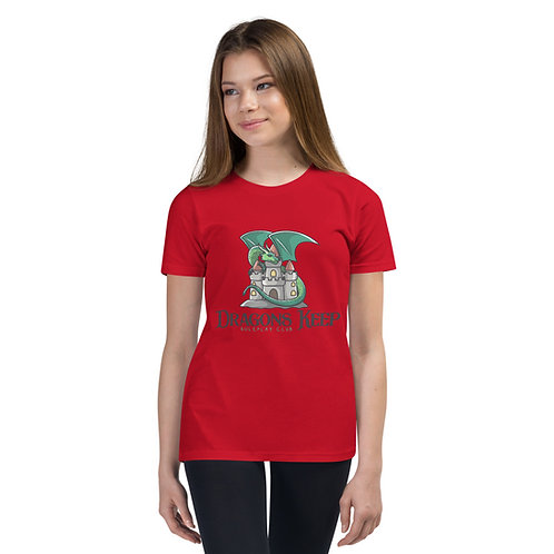 Youth T-Shirt (Cute Logo) - Soft & Loose Fit