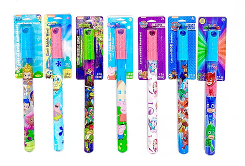 Assorted Nickelodeon Giant Bubble Wand   Little Kids Inc.