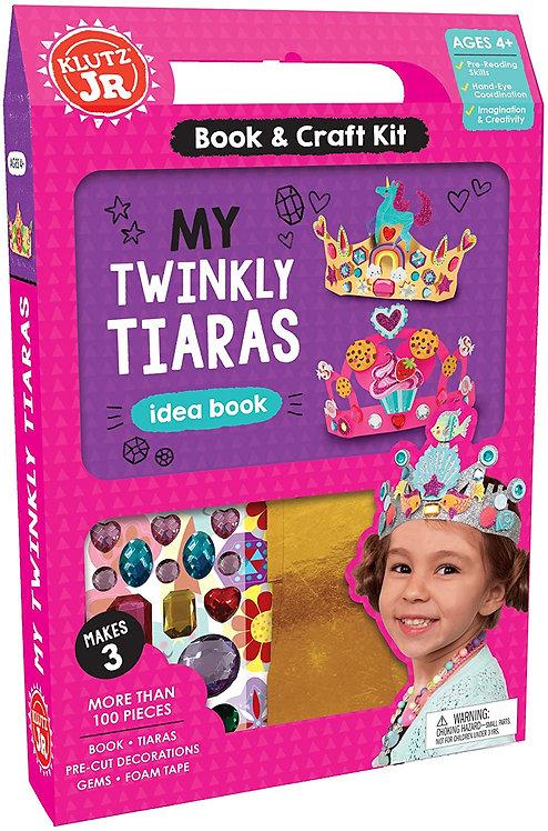 My Twinkly Tiaras | Klutz