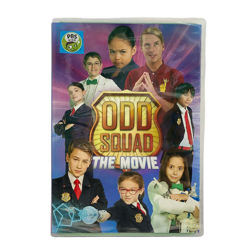 Odd Squad - The Movie